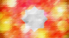 График полигона битника иллюстрация штока