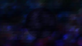 График полигона битника Стоковые Изображения RF