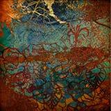 график предпосылки абстрактного искусства Стоковые Фотографии RF