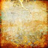 график предпосылки абстрактного искусства Стоковая Фотография RF