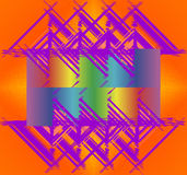 график состава Стоковая Фотография RF