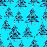 Графическая бесконечная multicolor картина Стоковое Изображение RF