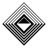 графическая икона Стоковая Фотография RF
