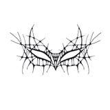 Графическая иллюстрация с маской Стоковые Изображения RF