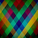 Графический дизайн (Pantone) или (винтажная предпосылка плаката) Стоковое Изображение RF