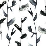 Графический эскиз чернил Стоковое Фото