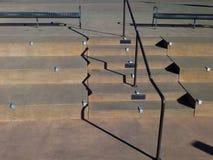 Графическое изображение лестницы Стоковое Изображение