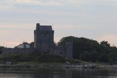 Графство Клара Ирландия 1 замка Dunguaire Стоковые Изображения
