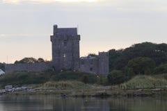 Графство Клара Ирландия 3 замка Dunguaire Стоковое фото RF
