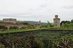 Графство Уотерфорд Ирландия замка Lismore стоковые фотографии rf