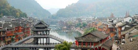 Графство Fenghuang Стоковое Изображение