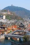Графство Fenghuang Стоковое Фото