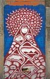 Граффити в улице Стоковая Фотография RF