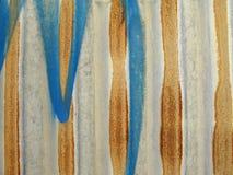 Граффити и ржавчина Стоковые Изображения RF