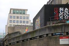 Граффити на южном береге Стоковая Фотография RF