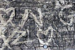 Граффити сердца Стоковые Изображения RF