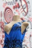 Граффити с манекеном Стоковые Изображения RF