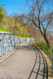 Граффити улицы Стоковое фото RF