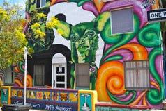 Граффити чихуахуа Стоковое фото RF
