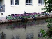 Граффити Стоковые Фото