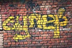 Граффити стоковые изображения rf