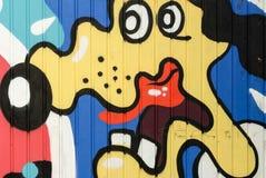 Граффити Стоковое фото RF