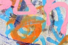 Граффити Стоковое Изображение