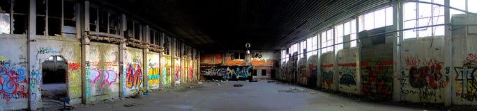 Граффити HDR Стоковые Фото