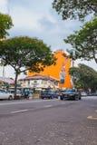 Граффити Penang Стоковое Фото
