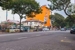 Граффити Penang Стоковое Изображение