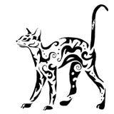 Грациозно египетский кот иллюстрация вектора