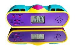 Часы будильников Стоковые Фото