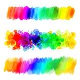 Градиент радуги бесплатная иллюстрация