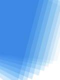 градиент сини предпосылки Стоковое фото RF