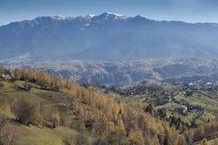 Гребень горы Стоковая Фотография