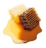 Гребень меда Стоковая Фотография