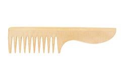 гребень деревянный Стоковые Фотографии RF