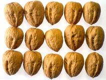 гребет грецкие орехи Стоковые Фотографии RF