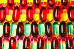 гребет viatmins Стоковое Изображение RF