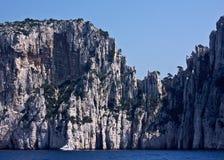 Гребля среднеземноморское Стоковые Фото