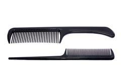 2 гребня волос Стоковое Изображение RF
