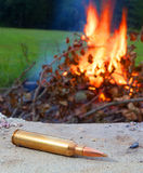 Греемые боеприпасы Стоковое Фото