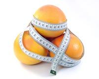 грейпфруты Стоковое Изображение RF