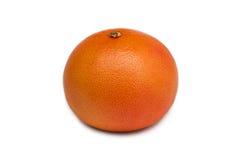 Грейпфрут изолированный на белой предпосылке Стоковое Фото