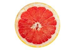 Грейпфрут куска Стоковая Фотография RF