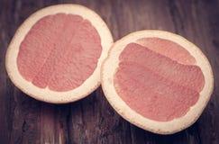 грейпфрут органический Стоковая Фотография RF