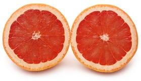грейпфрут органический Стоковое Фото