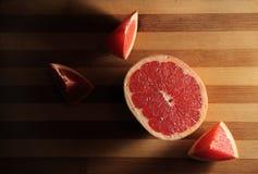 грейпфрут сочный Стоковое фото RF