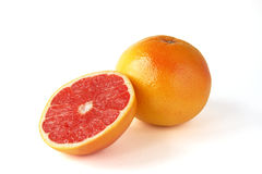 Грейпфрут с этапами Стоковая Фотография