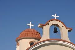 грек церков Стоковое фото RF